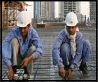 Qatari migrant workers